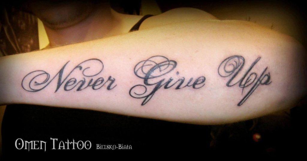 Tatuaże Studio Tatuażu Omen Tattoo Bielsko Biala